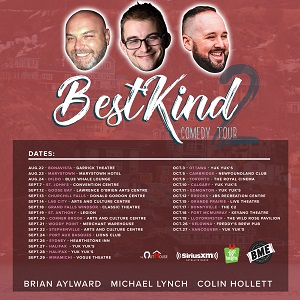 BestKind Comedy Tour 2