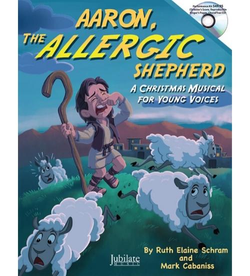 Aaron, The Allergic Shepherd @ Keyano Theatre | Fort McMurray | Alberta | Canada